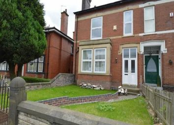 Thumbnail 4 bed end terrace house for sale in Bury New Road, Whitefield, Manchester