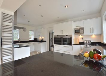 Thumbnail 4 bed detached house to rent in Oakwood Road, Horley, Surrey