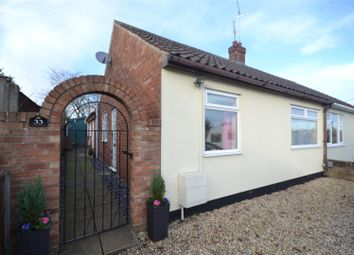 Thumbnail 3 bed bungalow for sale in Oval Road, New Costessey, Norwich