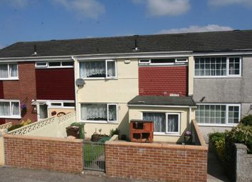 Thumbnail 3 bed terraced house for sale in Moses Close, Southway, Plymouth