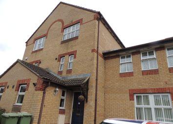 Thumbnail 3 bedroom town house to rent in Oldbrook Boulevard, Oldbrook, Milton Keynes