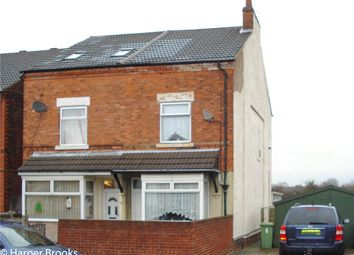 Thumbnail 2 bed semi-detached house for sale in Burlington Avenue, Langwith Junction, Mansfield