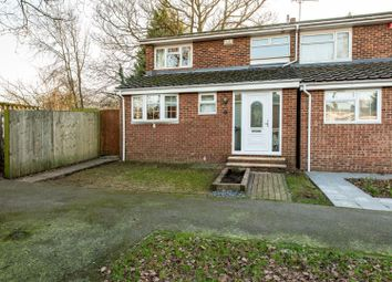 Thumbnail 3 bed end terrace house for sale in Hawbeck Road, Rainham, Gillingham