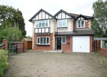Thumbnail 4 bed detached house for sale in Attenburys Lane, Timperley, Altrincham
