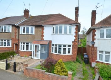 Thumbnail 3 bed terraced house for sale in East Avenue, Kettering