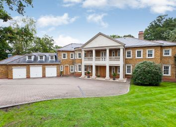 Thumbnail 6 bed detached house for sale in The Crown Estate, Oxshott