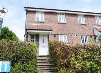 Thumbnail 3 bed end terrace house to rent in Rowan Close, Shenley, Radlett