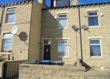 Thumbnail 3 bed terraced house to rent in Derby Road, Tyersal, Bradford