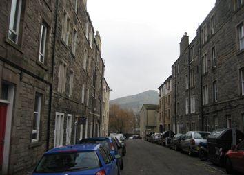 Thumbnail 1 bed flat to rent in Lyne Street, Edinburgh