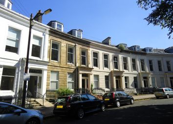 Thumbnail 2 bed flat for sale in Queens Crescent, Glasgow