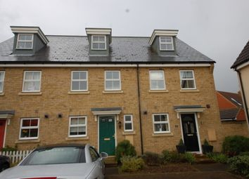 Thumbnail 3 bed terraced house to rent in Bull Drive, Kesgrave, Ipswich, Suffolk