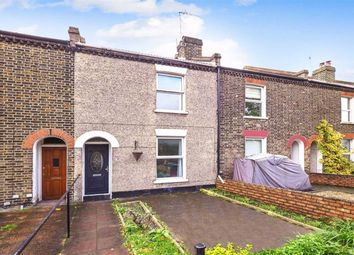 Thumbnail 2 bed terraced house for sale in The Slade, Plumstead, London