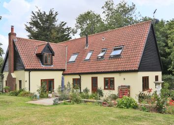 Thumbnail 4 bed detached house for sale in Ringsfield, Beccles