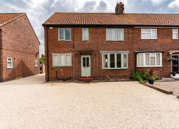Thumbnail 3 bed semi-detached house for sale in Back Lane, North Duffield, Selby