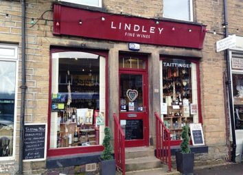 Thumbnail Retail premises for sale in Huddersfield HD3, UK