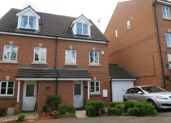 Thumbnail 3 bedroom semi-detached house for sale in Marchant Way, Churwell, Morley, Leeds