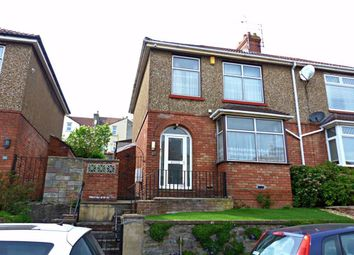 3 bed semi-detached house for sale in Queens Road, Knowle, Bristol BS4