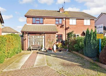 3 bed semi-detached house for sale in Esther Court, Milton Regis, Sittingbourne, Kent ME10
