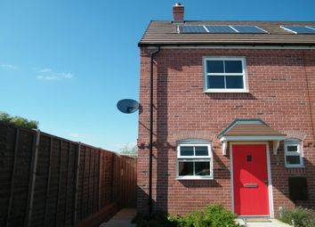 Thumbnail 2 bed flat to rent in Copenhagen Way, Bidford-On-Avon, Alcester