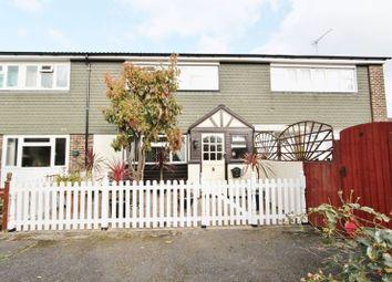 Thumbnail 3 bedroom terraced house for sale in Portnoi Close, Romford, Rise Park
