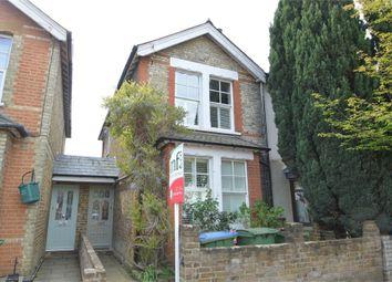 Thumbnail 3 bed semi-detached house for sale in Felcott Road, Hersham, Walton-On-Thames