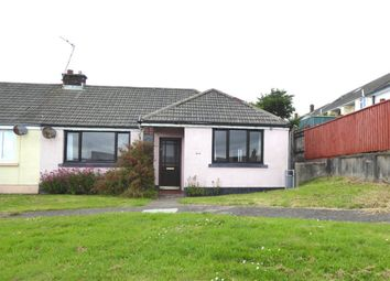 Thumbnail 2 bed bungalow to rent in College Park, Milford Haven, Pembrokeshire