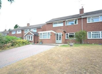 Thumbnail 4 bed semi-detached house for sale in Coppice Road, Woodley, Reading