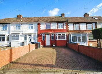 Thumbnail 3 bed terraced house to rent in Fulwood Avenue, Wembley, Middlesex