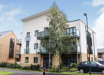 Thumbnail 2 bedroom flat for sale in Rudd Close, Peterborough