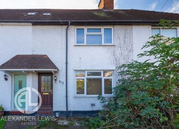 Thumbnail 2 bed terraced house for sale in Glebe Road, Letchworth Garden City