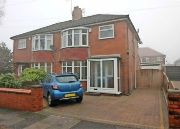 Thumbnail 3 bed semi-detached house for sale in Birch Avenue, Chadderton, Oldham, Lancashire