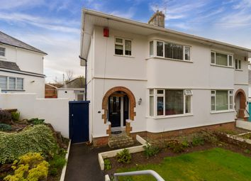 3 bed semi-detached house for sale in Underhill Road, Stoke, Plymouth PL3