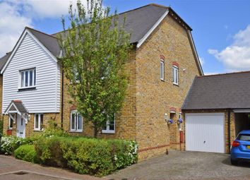 Thumbnail 3 bed end terrace house for sale in Carmans Close, Loose, Maidstone, Kent