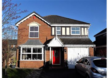 Thumbnail 4 bed detached house to rent in Angus Grove, Middlewich