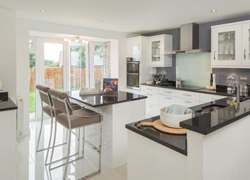 "Thumbnail 5 bed detached house for sale in ""Moorecroft"" at Barley Fields, Thornbury, Bristol"