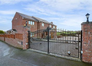 Thumbnail 4 bed detached house for sale in Ways Green, Winsford, Cheshire