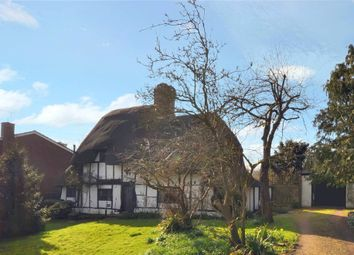 Thumbnail 3 bed cottage for sale in Main Street, Grendon Underwood, Aylesbury