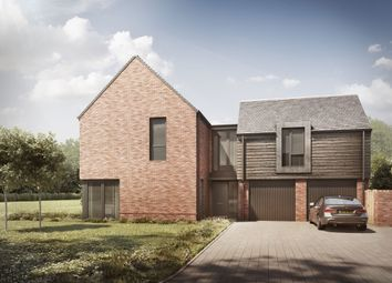 Thumbnail 5 bed detached house for sale in Belsteads Farm Lane, Little Waltham, Chelmsford