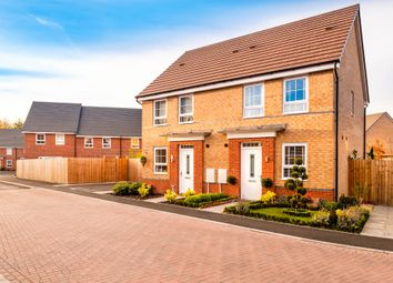 "Thumbnail 3 bed detached house for sale in ""Finchley"" at Tournament Court, Edgehill Drive, Chase Meadow Square, Warwick"