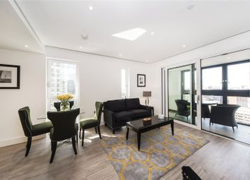 Thumbnail 1 bed flat to rent in Wiverton Tower, 4 New Drum Street, London