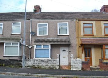 3 bed terraced house for sale in Fern Street, Cwmbwrla, Swansea SA5