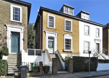5 bed semi-detached house for sale in Rochester Square, London NW1