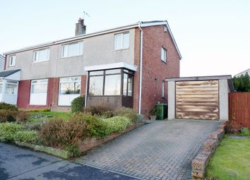 Thumbnail 4 bed semi-detached house for sale in Clamps Wood, St. Leonards, East Kilbride
