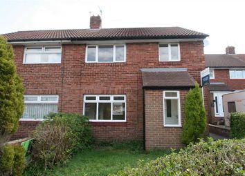 Thumbnail 3 bedroom semi-detached house for sale in Brackenfield Road, Framwellgate Moor, Durham