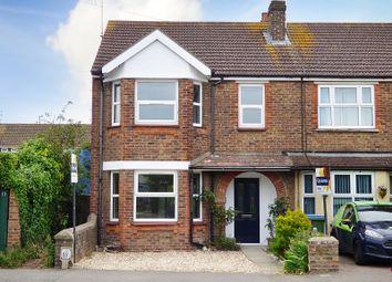 Thumbnail 3 bedroom end terrace house for sale in Wick Street, Wick, Littlehampton