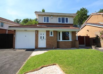 Thumbnail 3 bed detached house for sale in Willowmead Way, Norden, Rochdale