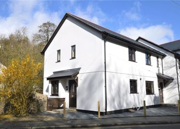 Thumbnail 2 bed end terrace house for sale in Castle Road, Okehampton, Devon
