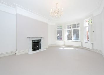 Thumbnail 4 bed flat to rent in Iverna Gardens, Kensington
