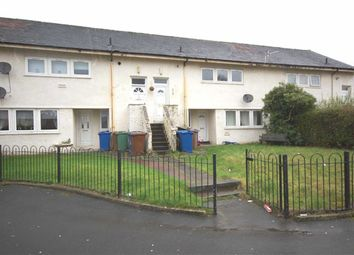 Thumbnail 2 bed flat for sale in Wood Quadrant, Clydebank