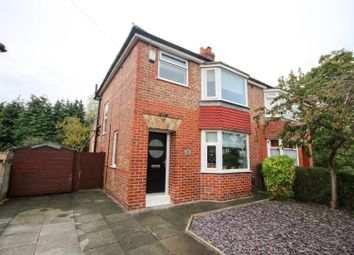 Thumbnail 3 bed semi-detached house for sale in Napier Road, Eccles, Manchester